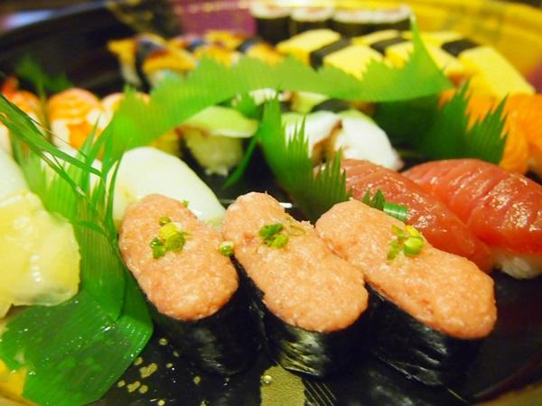 宅配お寿司