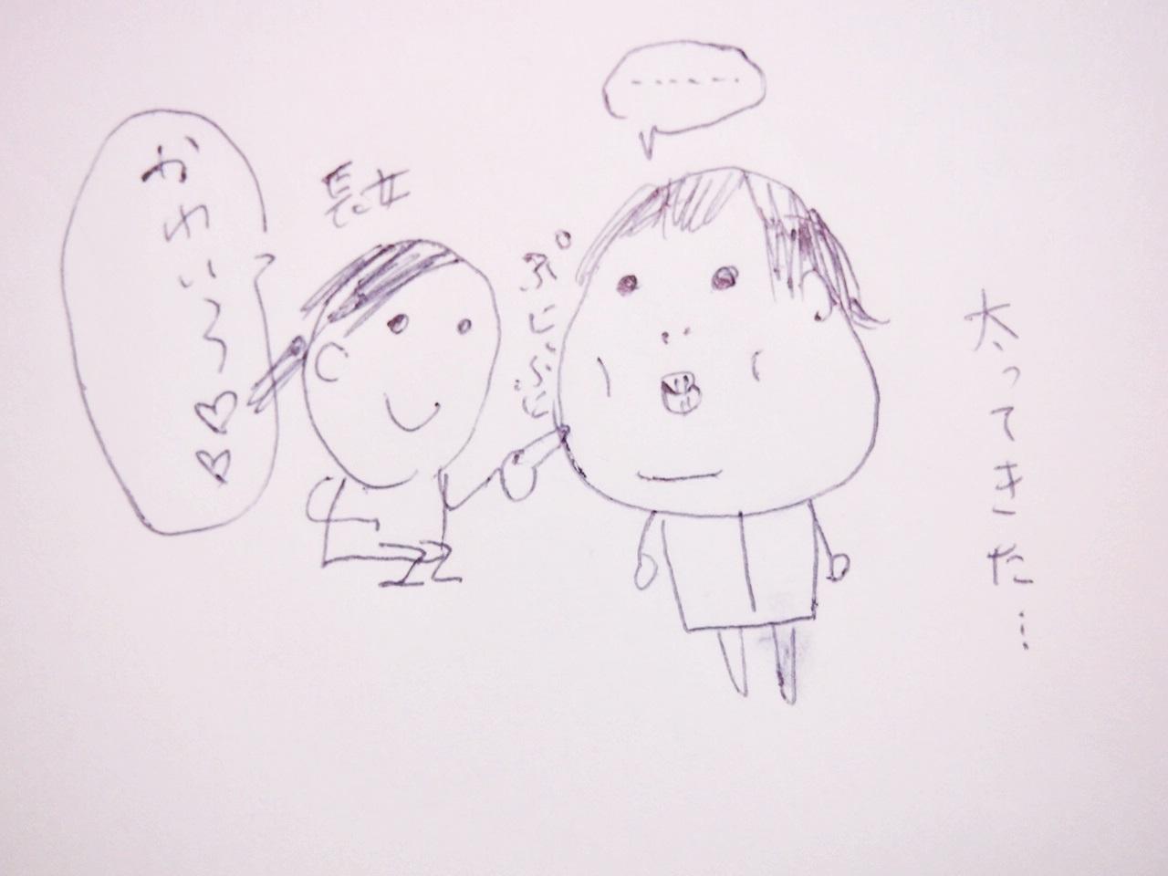 イラスト「ぷにぷに」