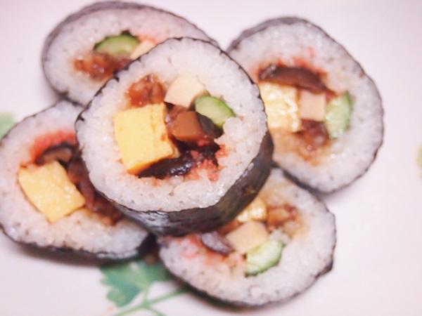 2/3 巻き寿司