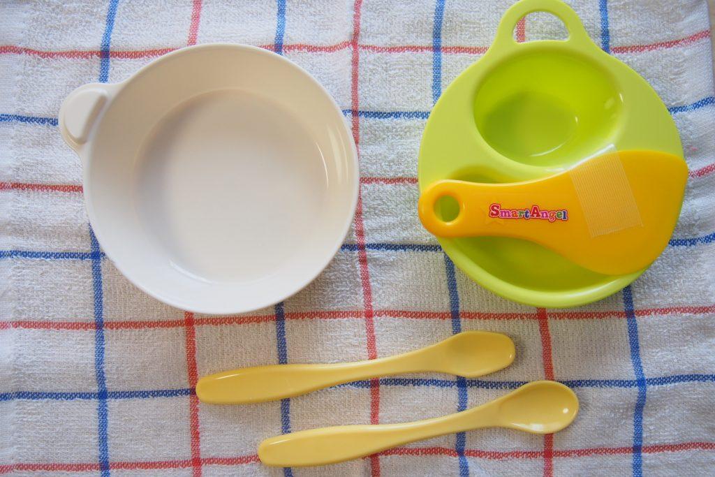 SmartAngel 離乳食食器セット