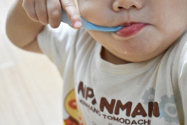 1歳 歯みがき